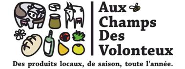 Logo de la ferme des Volonteux
