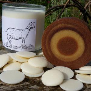 Savon Lait de Chèvre, Beurre de cacao